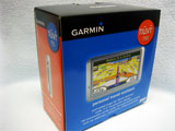 Garmin Nuvi 750 Box